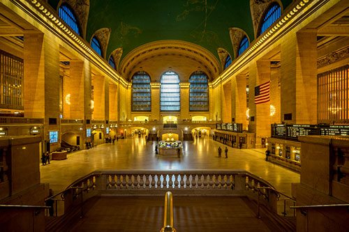 Grand Central Station | © J. Wegner