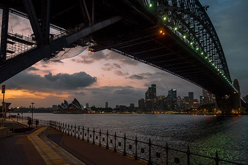 Milsons Point | © J. Wegner
